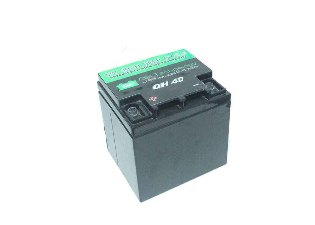 24v 40ah Lithium Iron Phosphate Battery Lifepo4 Bms For Electric Wheelchair