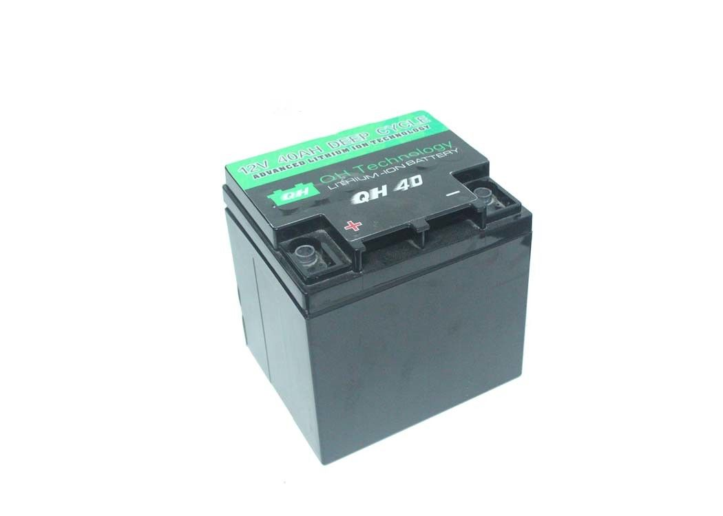 Flexible 24V 70AH Lithium Ion Battery Bms Automatic Charger With Deep Cycle And High Rate