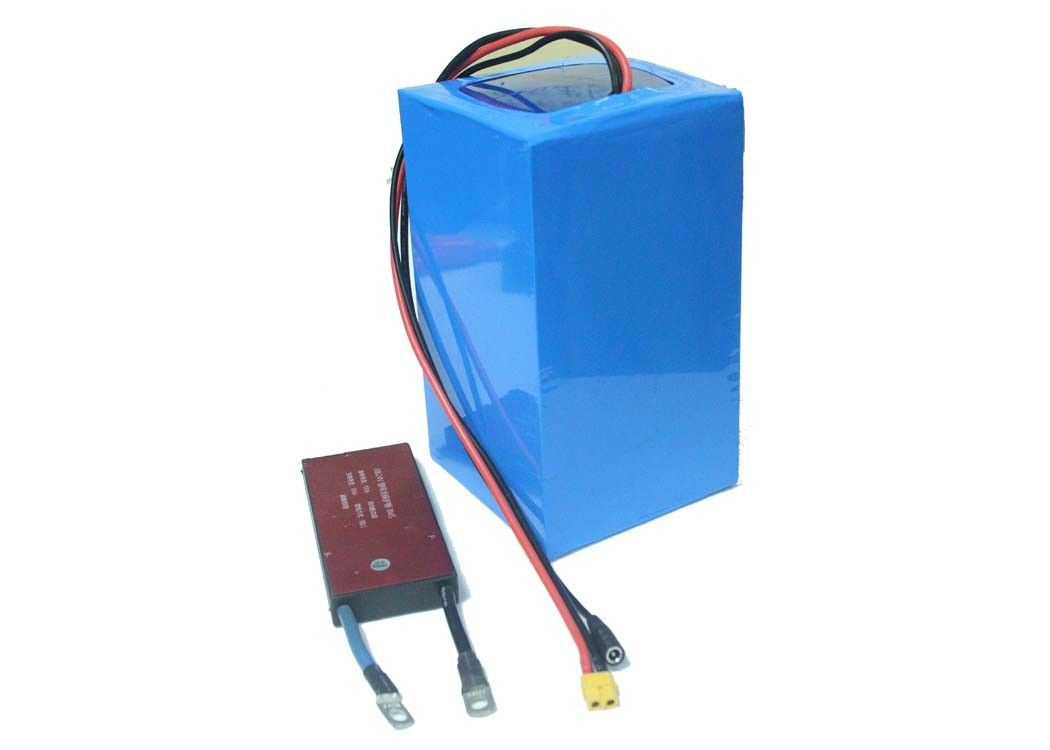 Big Capacity 24 Volt Lithium Ion Battery For Electric Bicycle With Charger Circuit